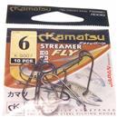 Haczyki Streamer Kamatsu 514800306 rozm 6