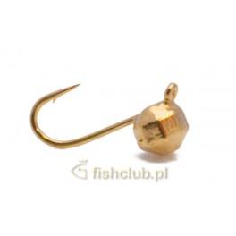 Mormyszka 51 2mm 0,25g złota