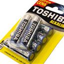 Baterie Toshiba AA LR06 Batland
