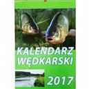 Kalendarz wędkarski 2017 ścienny